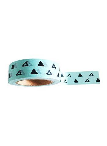 washi/masking tape Minty triangle  Karton  Masking tape/Washi tape