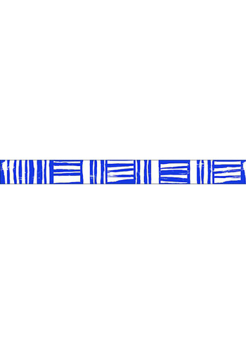 washi/masking tape Navy-Brush border  Karton  Masking tape/Washi tape