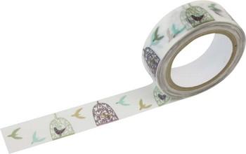 washi tape/masking tape - Torikago  Karton  Masking tape/Washi tape