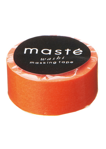 Washi tape -  Colorful Orange  Karton  Masking tape/Washi tape