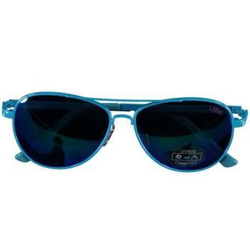 Zonnebril aviator blauw  Kousen  Accessoires