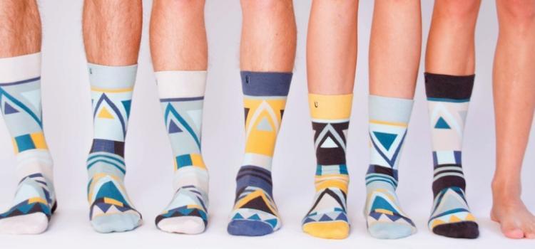 Nieuw!!! URU SOLO socks