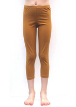 3/4e legging cognac  Kousen  Leggings