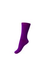 Basis sok/kous paars  Kousen  Kousen/sokken