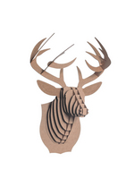Bucky Deer Jr Brown medium  Karton  Interieurdecoratie