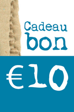Cadeaubon van € 10  Karton