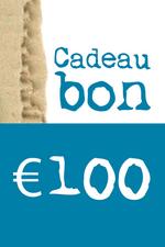 Cadeaubon van € 100  Kousen