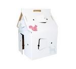 Casa Cabana deco - speelhuisje  Karton  Speelgoed / creatief