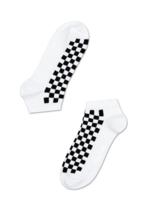 Enkelsokjes / golfsokjes dambord  Kousen  Kousen/sokken