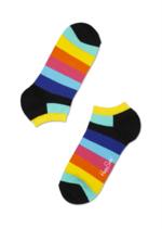 Enkelsokjes/golfsokjes vrolijke strepen  Kousen  Kousen/sokken