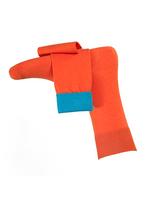 Fijne herensokken Thrakien (orange)  Kousen  Kousen/sokken
