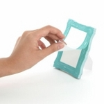 'Frame-it' sticky memo's mint - large  Karton  Kaartjes enzo