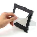 'Frame-it' sticky memo's Pink - large  Karton  Kaartjes enzo