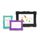 'Frame-it' sticky memo's black - large  Karton  Kaartjes enzo