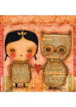 I'll Owlways love  Karton  Kaartjes enzo