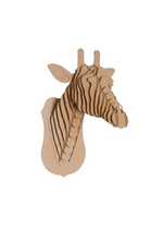 Juliette Giraffe brown medium  Karton  Interieurdecoratie