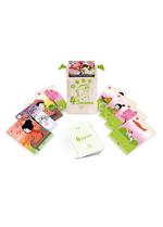 Kaartspel de 4 seizoenen  Karton  Speelgoed / creatief
