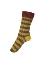 klassiek wollen sokken army green  Kousen  Kousen/sokken