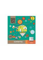Kleurboek met stickers - Vehicules extraordinaires  Karton