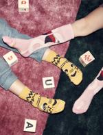 Kousen Tiger sock Harvest gold  Kousen  Kousen/sokken