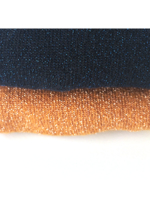 Kousenbroek met glitter dark copper/oxyde  Kousen  Kousenbroeken - Panty's