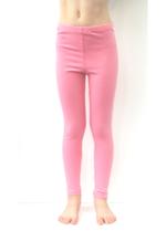 Lange legging pastel roze  Kousen