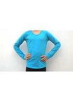 Longsleeve licht blauw  Kousen  Shirts