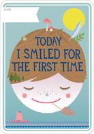 Milestone Baby Cards Engels  Karton  Kaartjes enzo