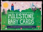 Milestone Baby Cards Nederlands  Karton