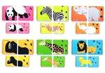 Notaboek spiraal Baby Gorilla  Karton  Kaartjes enzo