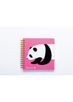 Notaboek spiraal Baby Panda  Karton  Kaartjes enzo