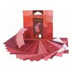 Origami rood  Karton