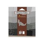 Origami zwart/grijs  Karton  Speelgoed / creatief