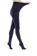 Panty Top Model plus size aubergine  Kousen  Kousenbroeken - Panty's