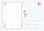 Postkaart Vogel Tweet  Karton  Kaartjes enzo