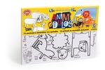 Savannedieren  Karton  Speelgoed / creatief