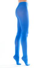 Shiny Happy Panty Cobalt Blauw  Kousen  Kousenbroeken - Panty's