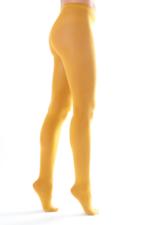 Shiny Happy Panty Mosterd Geel/Oker  Kousen  Kousenbroeken - Panty's