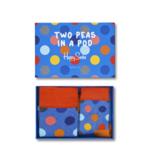 Sokken 2 Peas In A Pod Gift Box  Kousen