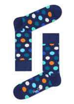 sokken Big Dot Blauw multi  Kousen  Kousen/sokken