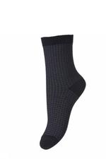 Sokken Black waffle  Kousen  Kousen/sokken