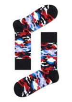 Sokken Camo blauw/rood  Kousen  Kousen/sokken
