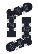 Sokken Cat Black/white  Kousen  Kousen/sokken
