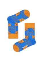 Sokken Cat Blue/orange  Kousen  Kousen/sokken