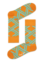 Sokken Chain Oranje  Kousen  Kousen/sokken