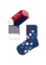 Sokken duo pack dots/stripes  Kousen  Kousen/sokken