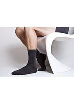 Sokken duopack Dark Grey/antraciet  Kousen