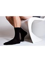 Sokken duopack Pure Black  Kousen  Kousen/sokken