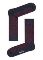 Sokken Essentials Optic antracite/Red  Kousen  Kousen/sokken