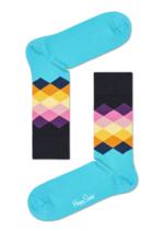 Sokken Faded Diamond blue/mint  Kousen  Kousen/sokken